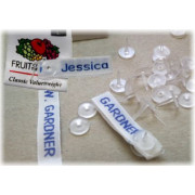 Box of 50 Rivvit Name Tag Fasteners