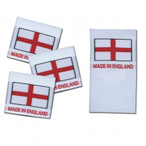 Made in England Labels