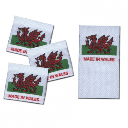Made in Wales Labels