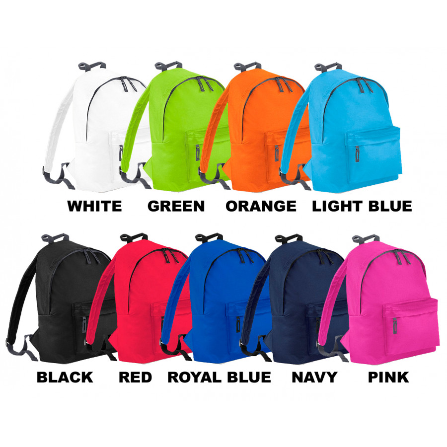 Personalised School Backpack - Woven Labels UK f433f41bfac2c