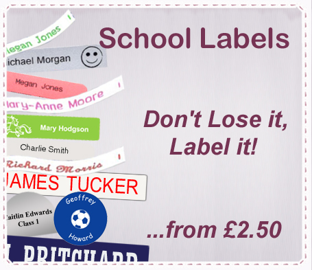 Click Here For School Labels