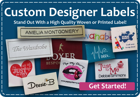 Click Here For Custom Designer Labels