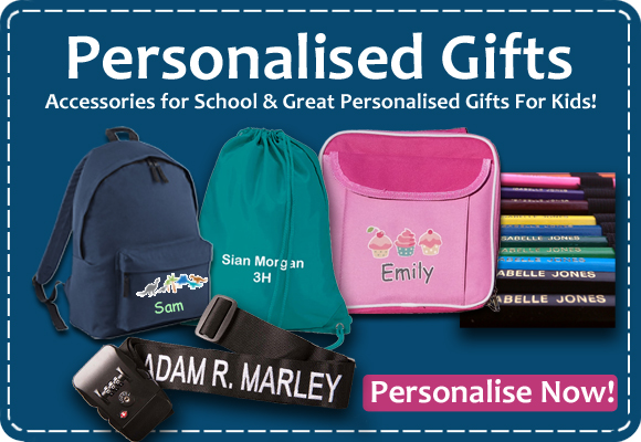 Click Here For Personalised Accessories